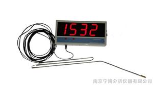 壁挂式大屏幕熔炼测温仪 测温仪 测温仪供应
