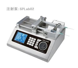 双通道推拉模式注射泵现货,供应实验室注射泵SPLab02,漳州不锈钢注射泵报价