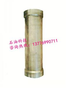 特殊加工深海压力仓,超高压钛合金压力容器