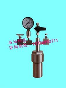 特殊加工小型高压反应釜,高压反应器