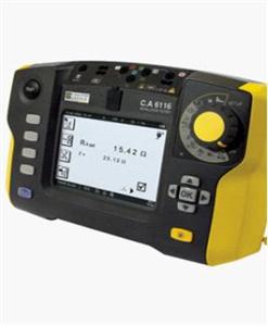 法国CA 6116多功能电气安装测试仪