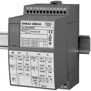 SINEAX DME440可编程多功能电量变送器
