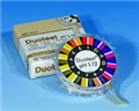 德国MN双色酸碱试纸,DUOTEST系列双带酸碱pH试纸1-12,酸碱度测试纸