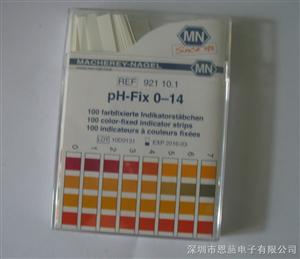 德国MN pH-Fix无渗漏pH测试条,PH试纸 0-14,德国MN酸碱度测试纸