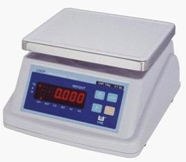 防水电子桌秤/电子带输送保护功能桌面秤厂家