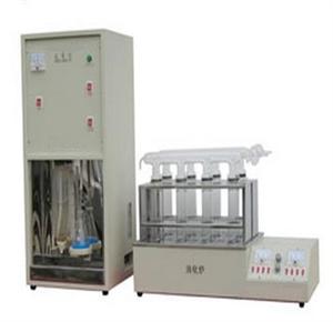 JMR-591定氮仪(蒸馏器)