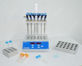 JMR-YN100-1干式氮吹仪-单模块