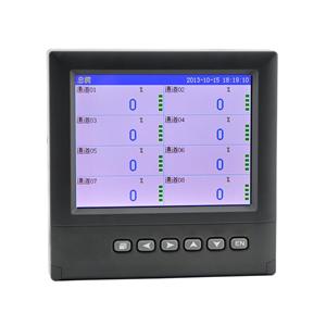 1-16路可选无纸记录/测量仪 SIN-R6000D