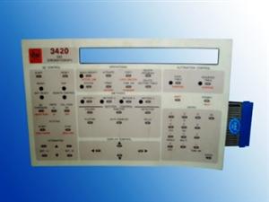 SP-3420键盘膜/北分SP系列键盘膜