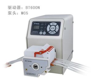 福建蠕动泵BT600N总代理,标准型蠕动泵报价,实验室专用蠕动泵促销