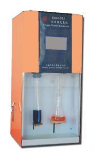 龙岩全自动定氮仪KDN-812促销,检触摸式定氮仪报价,纤检定氮仪节水型厂家