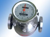 聚乙烯醇树脂高粘度化工产品介质椭圆齿轮流量计,椭圆齿轮流量计