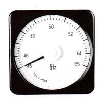 广角度频率表13L1-HZ上海自一船用仪表厂