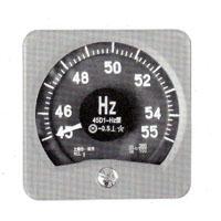广角度频率表45D1-HZ上海自一船用仪表厂