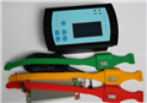 供应杭州代越牌开关柜带操控在线测温装置丨多点测温装置 厂家批发电气接点温度在线监测装置 智能操控装置无线测温3个平顶山