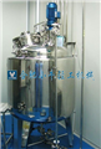 配液罐-合肥小牛-PZ1000-SUS304不锈钢
