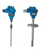 西安新敏隔爆型铂电阻 防爆温度传感器 输出是pt100信号