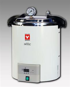 SK100C/110C便携式压力蒸汽灭菌器供应,不锈钢高压蒸汽灭菌器价格,自动型手提式高压蒸汽灭菌器