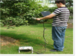 光合作用测定仪在稳定光强下对叶片作较长时间测定