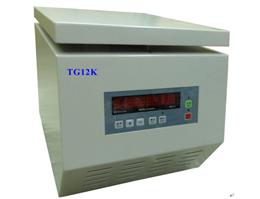 TG12K台式高速微量离心机  市场价格便宜的离心机