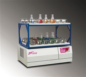 HNY-880漳平大容量摇瓶机供应商,天津欧诺摇瓶机厂家直销,敞开式双层大容量摇瓶机