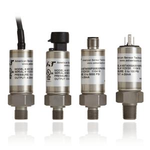 美国AST压力变送器AST4000A00400K4E0117