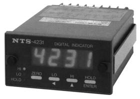 NTS-4231显示仪表日本NTS压力显示仪表NTS-4231,NTS显示仪表NTS-4231称重显示仪表