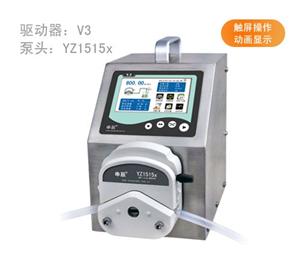 厦门蠕动泵V3报价/流量型蠕动泵现货/实验室专用蠕动泵
